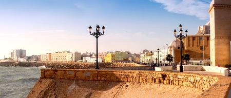 Campo del sur in Cadiz. Andalusia