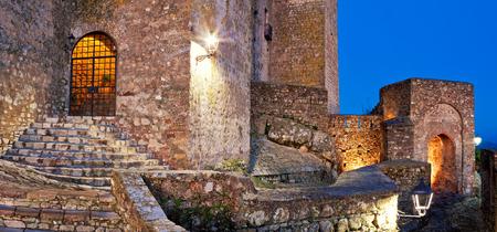 Castellar de la Frontera Castle, Castillo de Castellar,  Spain Editorial