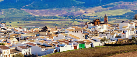 Canete la Real. Andalusia, Spain