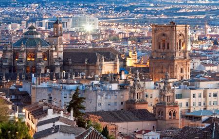 granada: Cathedral of Granada, Granada, Andalusia, Spain