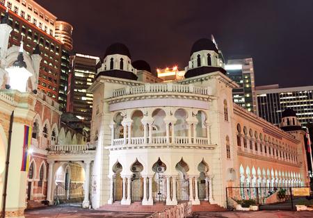 City Theatre (Panggung Bandaraya) in Kuala Lumpur, Malaysia