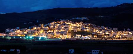outskirts: Outskirts Tetouan, Province of Tangier-Tetouan, Morocco