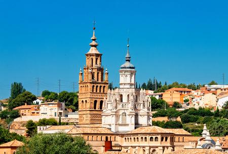 zaragoza: Cathedral ofTarazona, Zaragoza, Aragon, Spain