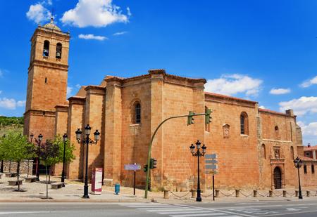 san pedro: Cathedral San Pedro. Soria, Spain