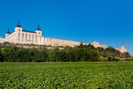 spain: Ducal Palace, Lerma, Burgos, Castilla and Leon, Spain