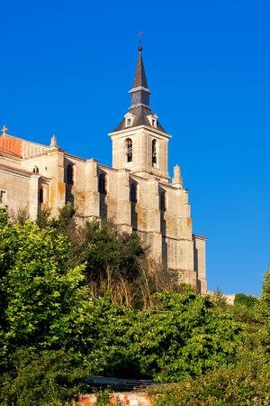 collegiate: Collegiate church of San Pedro, Lerma, Burgos, Castilla and Leon, Spain