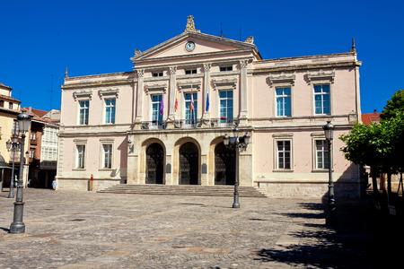 City Hall  Palencia, Castilla and Leon, Spain