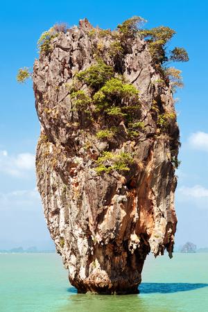 james bond: James Bond Island, Phang Nga Bay, Thailand