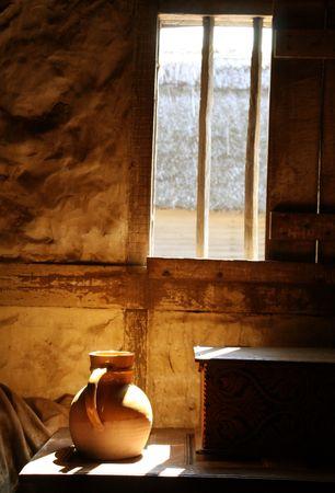 Ancienne chambre Banque d'images - 305714