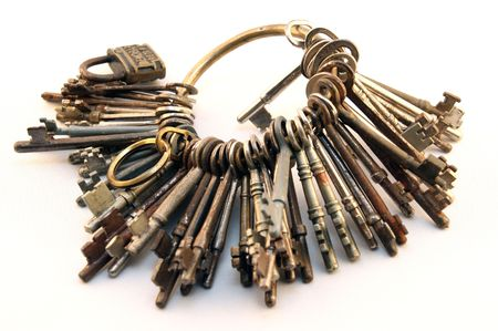 the right key for the job - 2 Stockfoto
