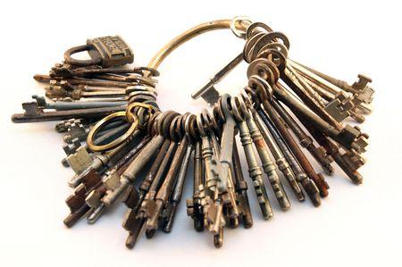 La bonne clef pour le travail - 2 Banque d'images - 305700