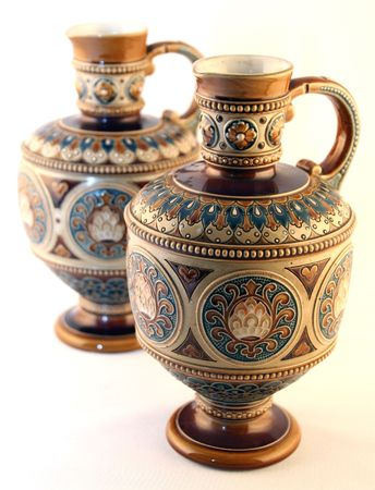 Stock Photo: ancient arabesque items