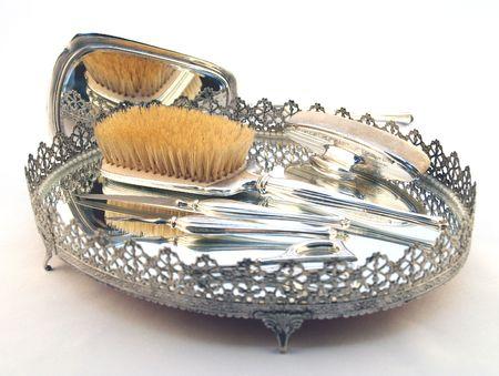 primp: Grooming hairbrush e specchio