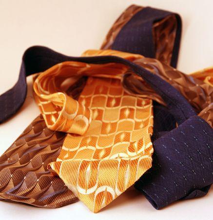 ties in tangled
