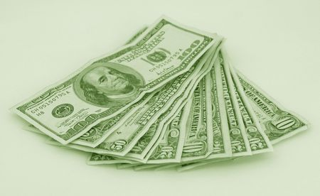 american money 1 Stock Photo