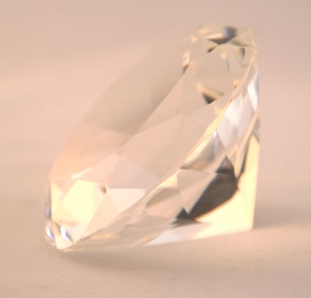 diamond: Diamond on pink 2