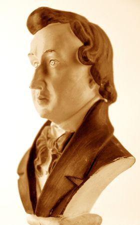 retrato de un busto compositor 2