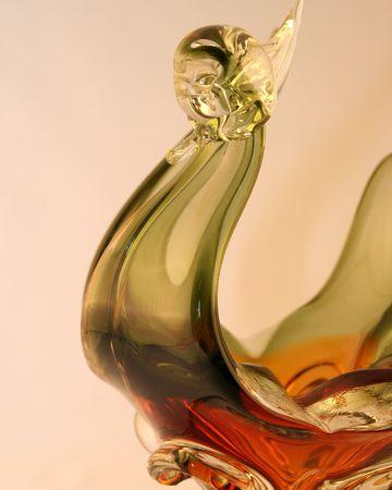 festooned: vintage Glassware