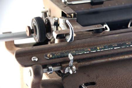 typewriter photo