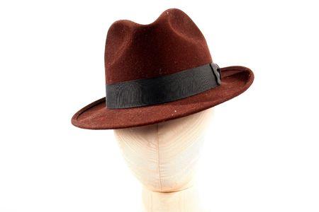 MISE SUR TOUT LE VISAGE HAT de ma collection de plus de 400 chapeaux, casquettes, bonnets, chapeaux et Banque d'images - 999198