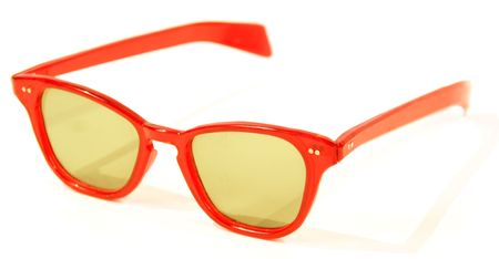 bifocals: stylish sun glasses, part of collection Stock Photo