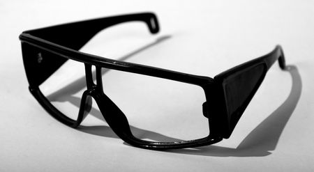 stylish glasses, part of a collection