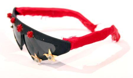 stylish sunglasses, part of a collection Zdjęcie Seryjne