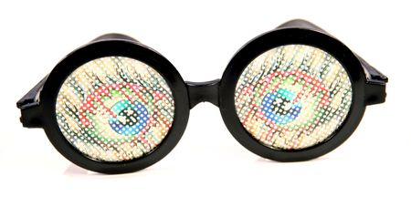 bifocals: stylish glasses, part of a collection