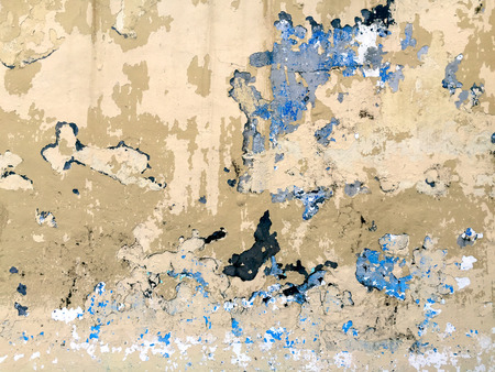 grand canary: A shot of the textures of a wall in Las Canteras Beach (Grand Canary, Canary islands)