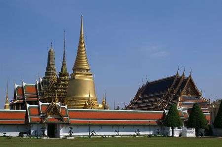 thep: The Grand Palace of Bangkok