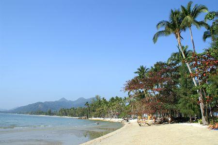 chang: Clong Prao Beach of Ko Chang, Thailand