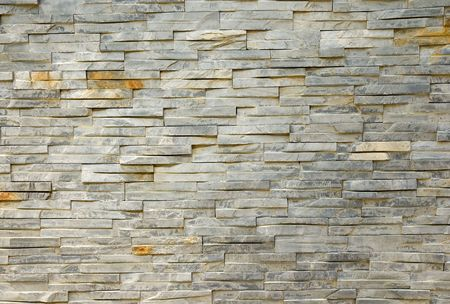 Decorative brick wall texture photo