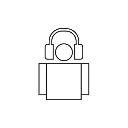 customer support vector icon design Vecteurs