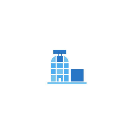 mall vector icon design template Banque d'images - 156118877