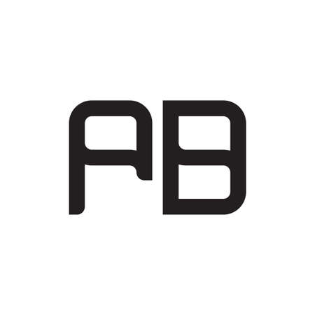 pd initial letter vector logo icon