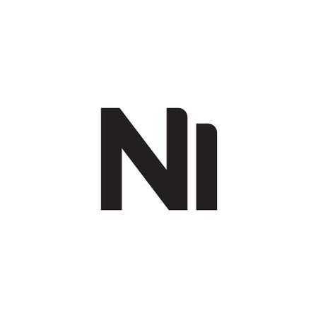 ni initial letter vector