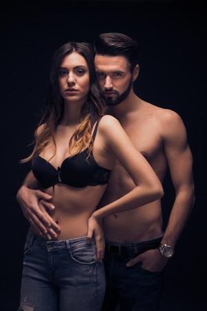 Sexy cam couple