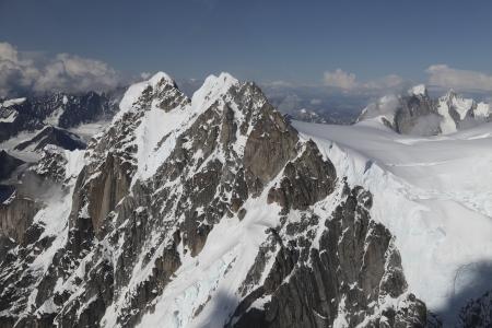 unreachable: Alaska Mountains
