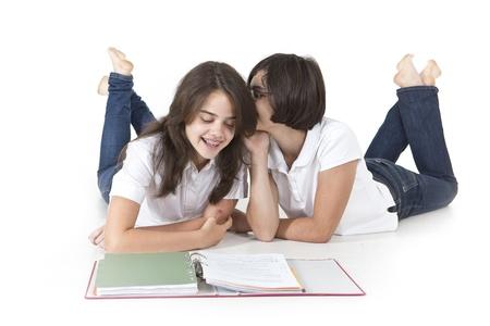 gossiping: Gossiping  Stock Photo