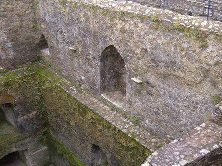 kasteel in Ierland