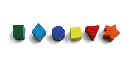 Toy Blocks Imagens