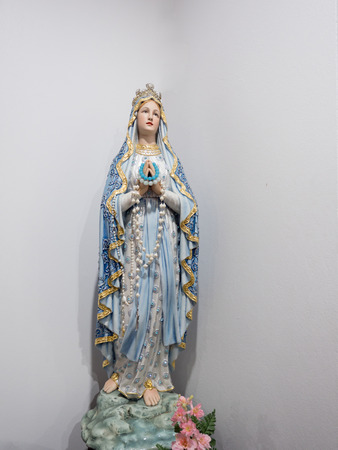 Our Lady, Virgin Mary, Mother of God Stock Photo