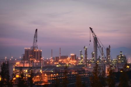 construction petrochemical plants
