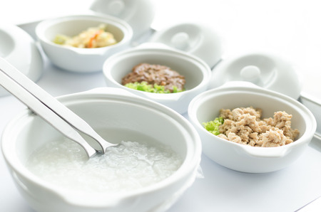 foods hospital for patients Stock Photo