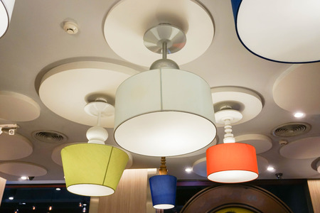 creative design of ceiling lamps