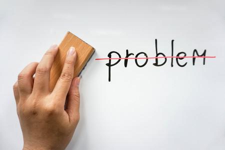 화이트 보드 지우개 문제를 극복하기위한 비즈니스 개념