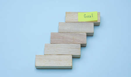 success in lift concept - step by step to achieve the goals