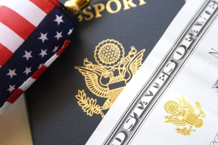 immigrate: Immigration concept