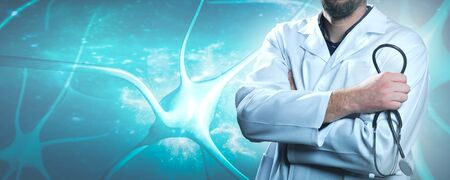 Doctor - Neurons - Background