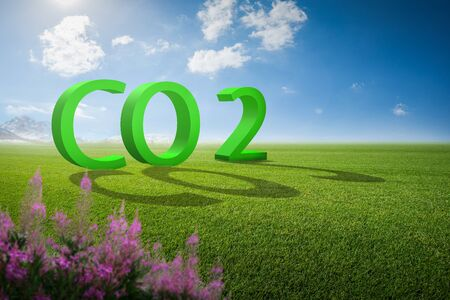 CO2 - fine dust - climate protection